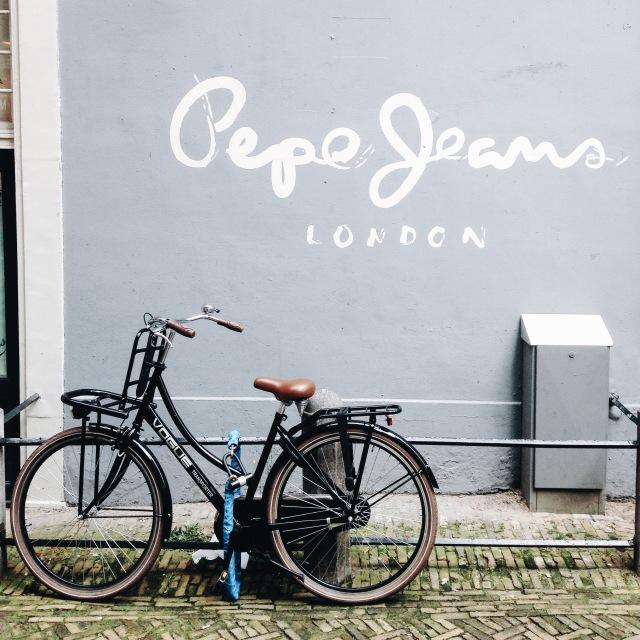 kalverstraat - pepe jeans