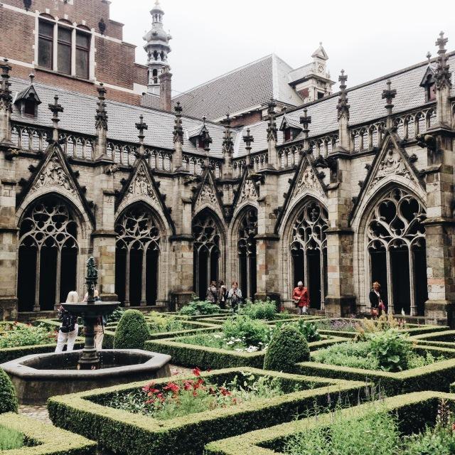 utrecht - domkerk